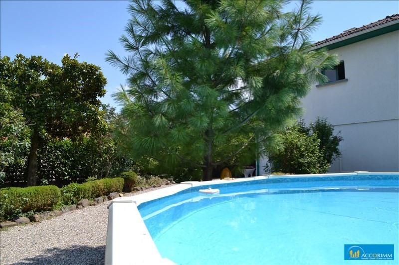 Venta  casa Toussieu 360000€ - Fotografía 3