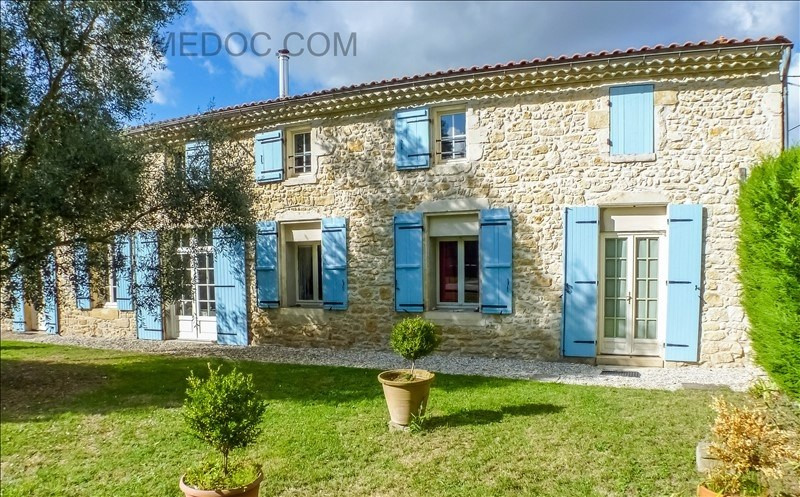 Vente maison / villa Queyrac 441 000€ - Photo 1
