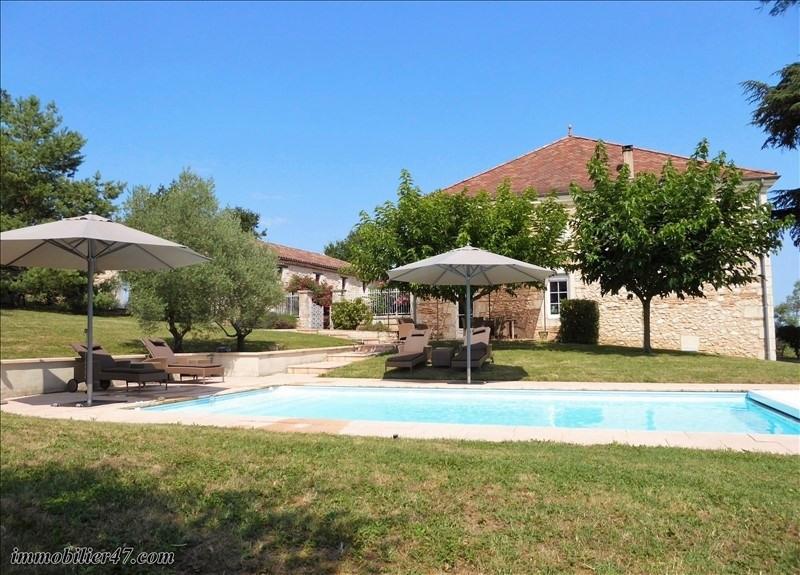 Deluxe sale house / villa Castelmoron sur lot 535000€ - Picture 3