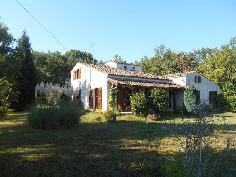 Sale house / villa Saucats 412000€ - Picture 1