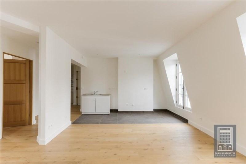 Vente appartement Paris 18ème 610650€ - Photo 2