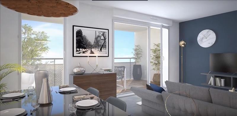 Vente appartement Toulouse 217900€ - Photo 2