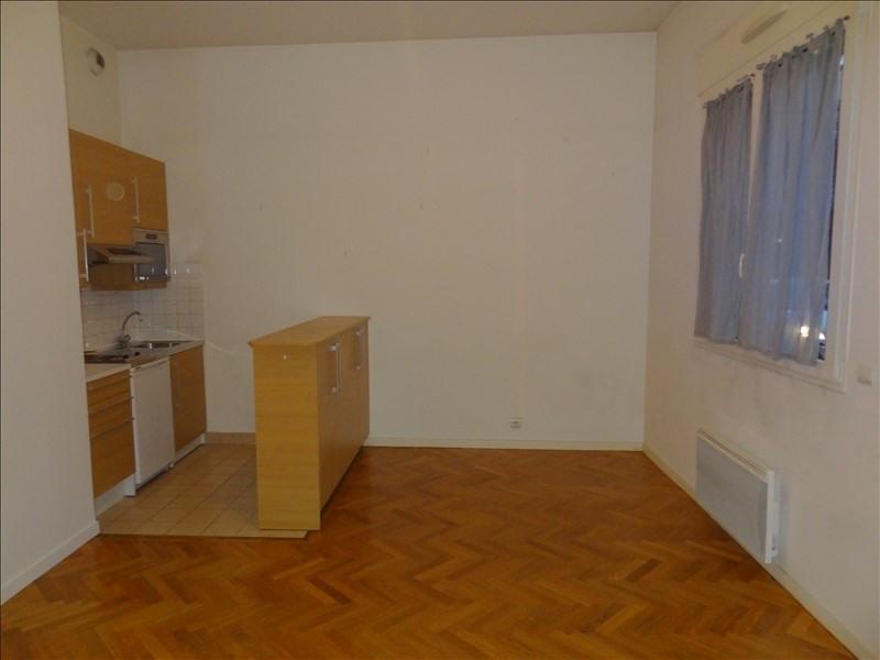 Location appartement Levallois perret 856€ CC - Photo 1