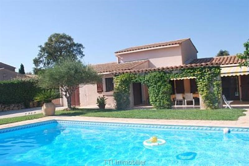 Vacation rental house / villa Sainte maxime  - Picture 1