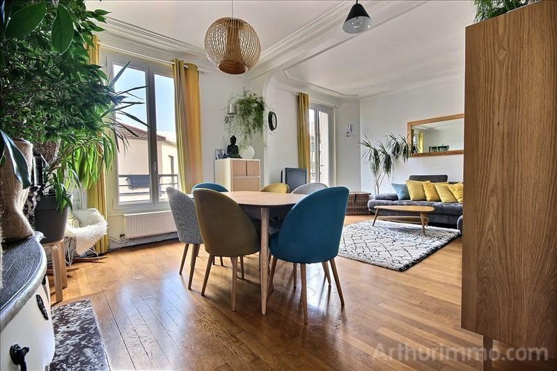Vente appartement Asnieres sur seine 390000€ - Photo 1