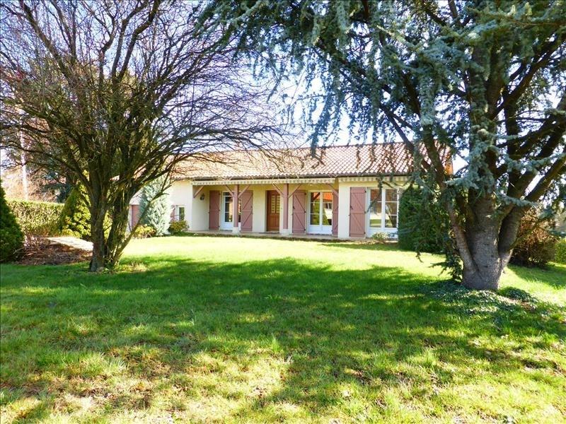 Vente maison / villa Villars les dombes 245000€ - Photo 1