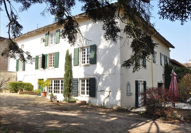 Deluxe sale house / villa Villefranche sur saone 597000€ - Picture 2