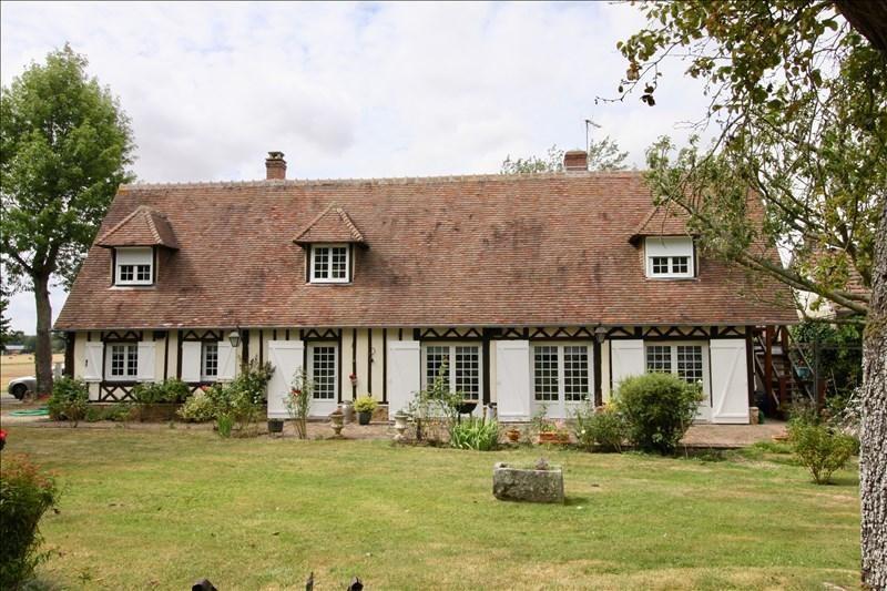 Vente maison / villa Damville 242000€ - Photo 1