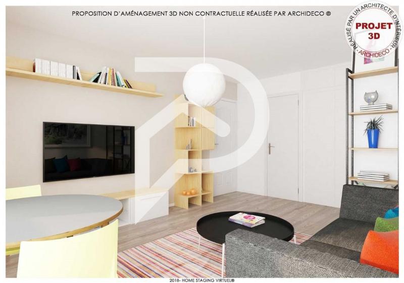 Vente appartement Eaubonne 129000€ - Photo 1