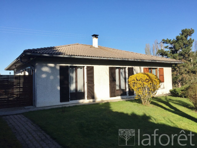 Vente maison / villa Bourgoin jallieu 235000€ - Photo 2