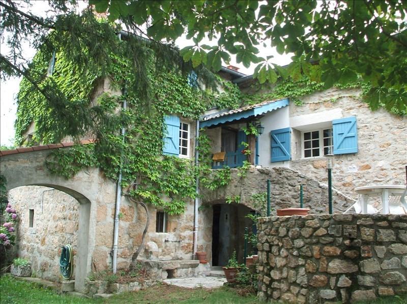 Vente maison / villa Tournon-sur-rhone 300000€ - Photo 1