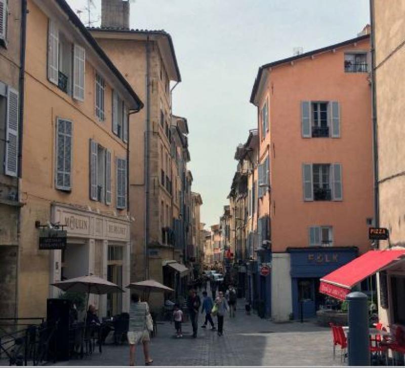 Prodotto dell' investimento appartamento Aix en provence 256895€ - Fotografia 1