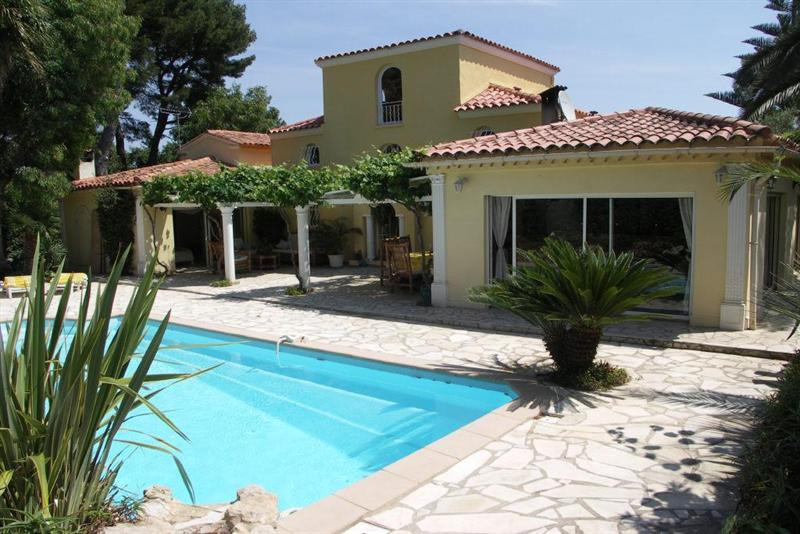 Vente de prestige maison / villa Cap d'antibes 2600000€ - Photo 1
