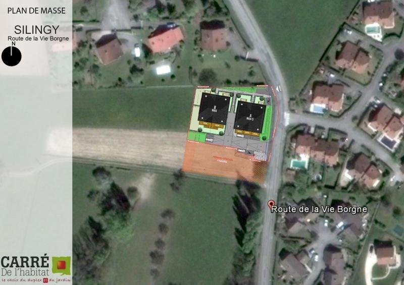 Sale house / villa La balme de sillingy 350500€ - Picture 2
