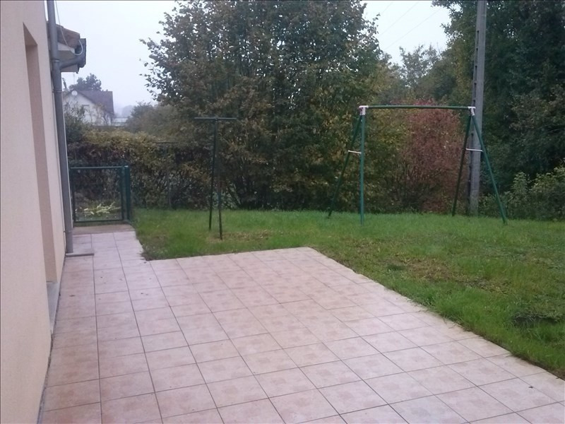 Vente maison / villa Migne auxances 169000€ -  4