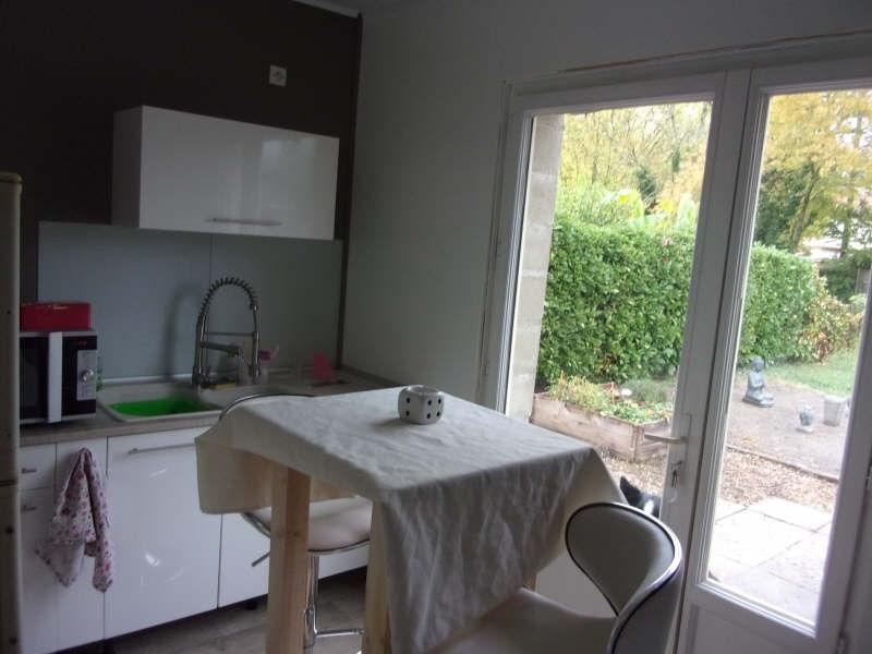 Sale house / villa Ambes 174500€ - Picture 2
