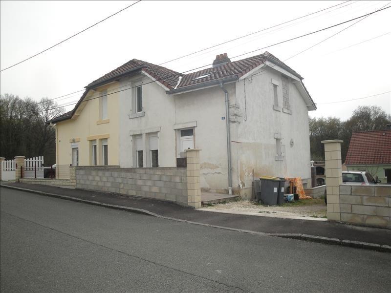 Verkoop  huis Beaucourt 92000€ - Foto 2