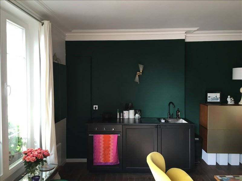 Vente appartement Paris 20ème 286 000€ - Photo 2