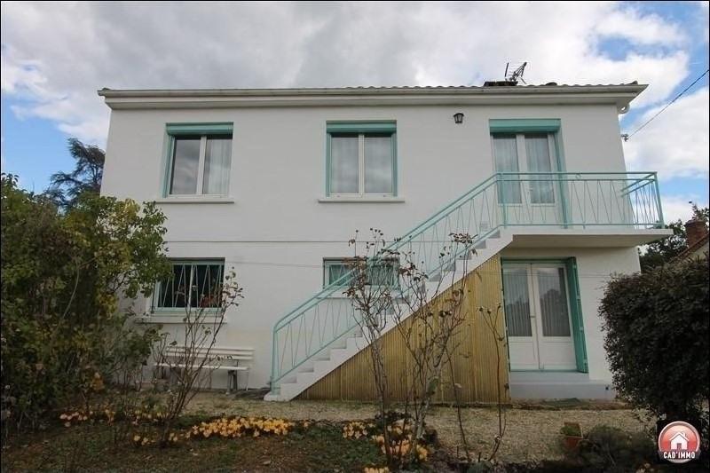 Sale house / villa Mouleydier 119000€ - Picture 1