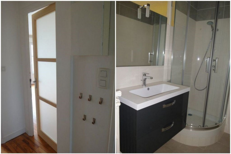 Rental apartment Brest 450€ CC - Picture 3