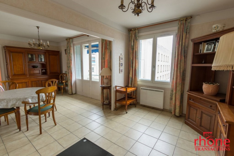 Vente appartement Lyon 4ème 270 000€ - Photo 4