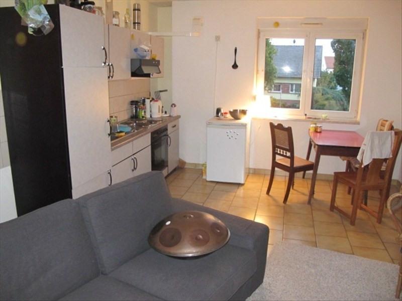 Location appartement Lauterbourg 550€ CC - Photo 1