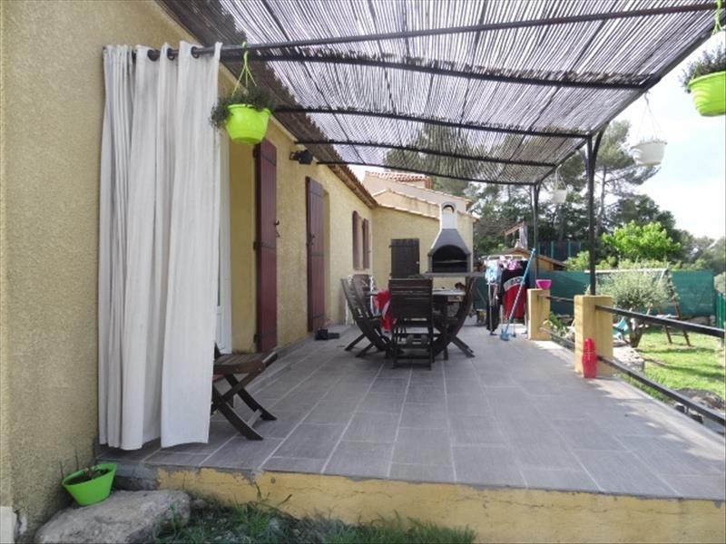 Vente maison / villa Pourcieux 299000€ - Photo 1