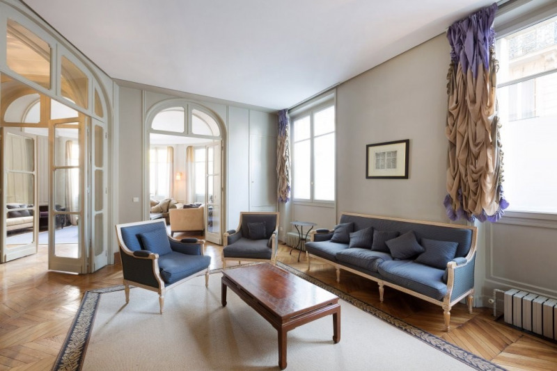 Venta de prestigio  apartamento Paris 16ème 2780000€ - Fotografía 4