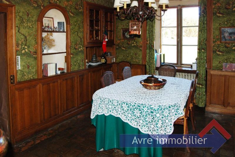 Sale house / villa Verneuil d avre et d iton 312000€ - Picture 3
