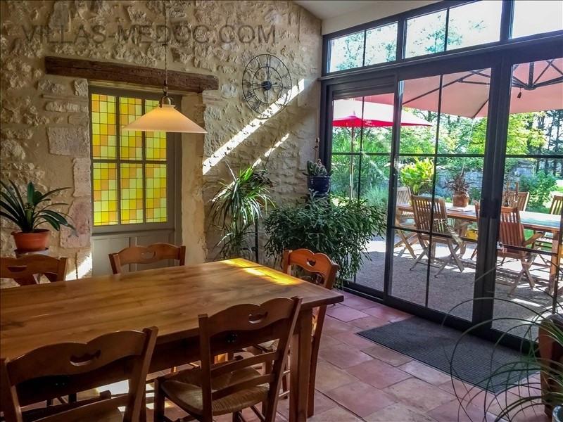Vente maison / villa Ordonnac 440000€ - Photo 4