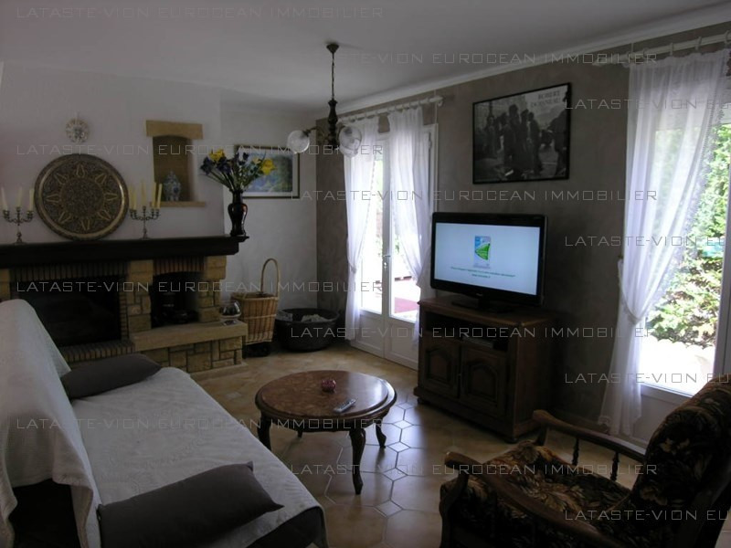 Location vacances maison / villa Lacanau-ocean 680€ - Photo 3