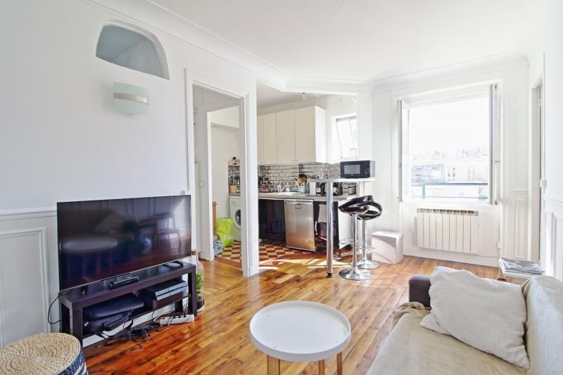 Sale apartment Paris 11ème 371 000€ - Picture 1