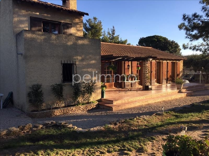 Sale house / villa Grans 359000€ - Picture 2