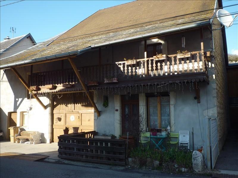 Venta  casa Artemare 120000€ - Fotografía 1