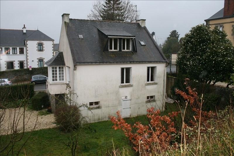 Vente maison / villa Josselin 127200€ - Photo 2