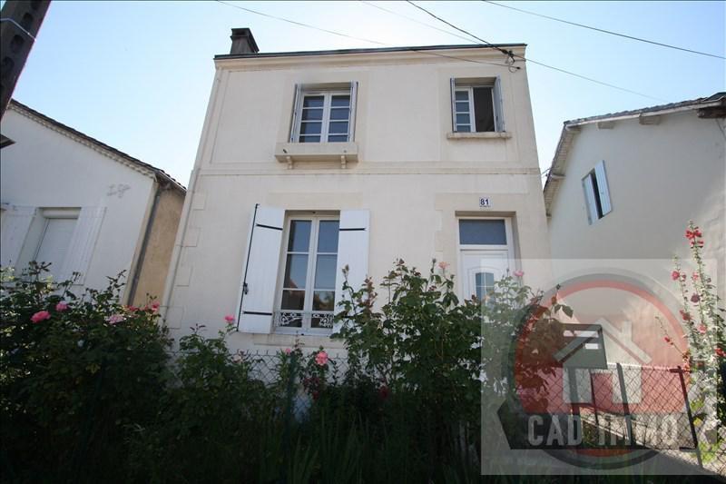 Rental house / villa Bergerac 625€ CC - Picture 1
