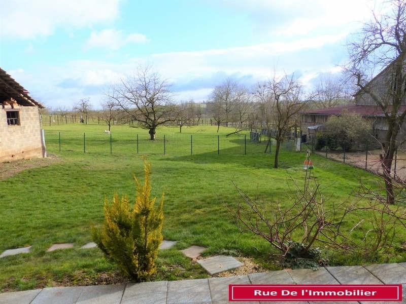 Sale house / villa Furchhausen 218300€ - Picture 6
