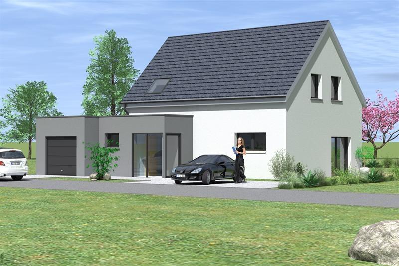 Maison  5 pièces + Terrain 500 m² Meyenheim (68890) par MAISONS NEO