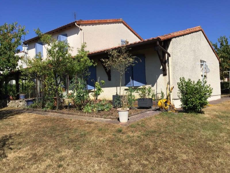 Vente maison / villa Iteuil 238000€ -  2