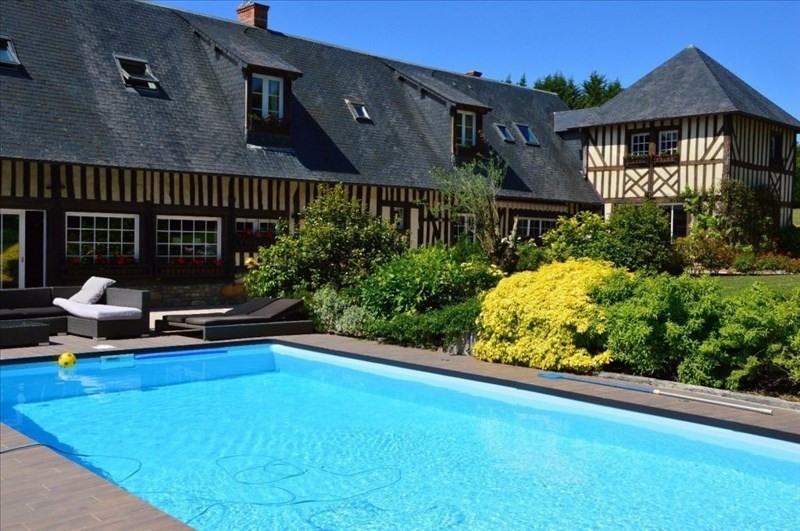 Vente de prestige maison / villa Houlgate 990000€ - Photo 2