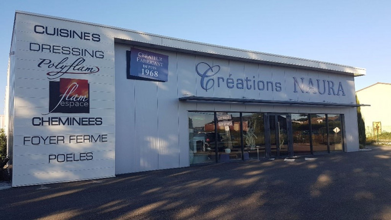 Location Local d'activités / Entrepôt Saint-Jean-d'Illac 0
