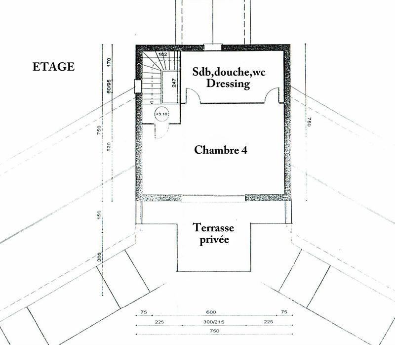 Revenda residencial de prestígio casa Montauroux 949000€ - Fotografia 39