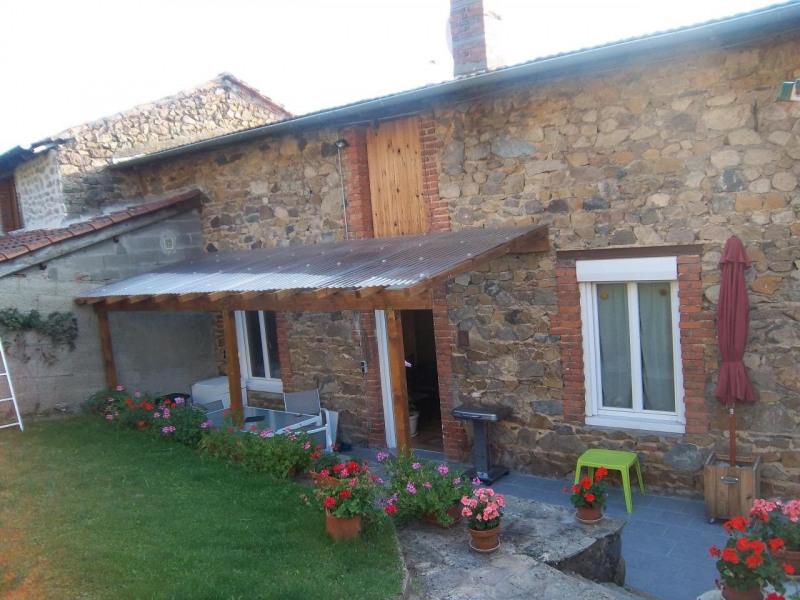 Sale house / villa Balbigny 119500€ - Picture 1