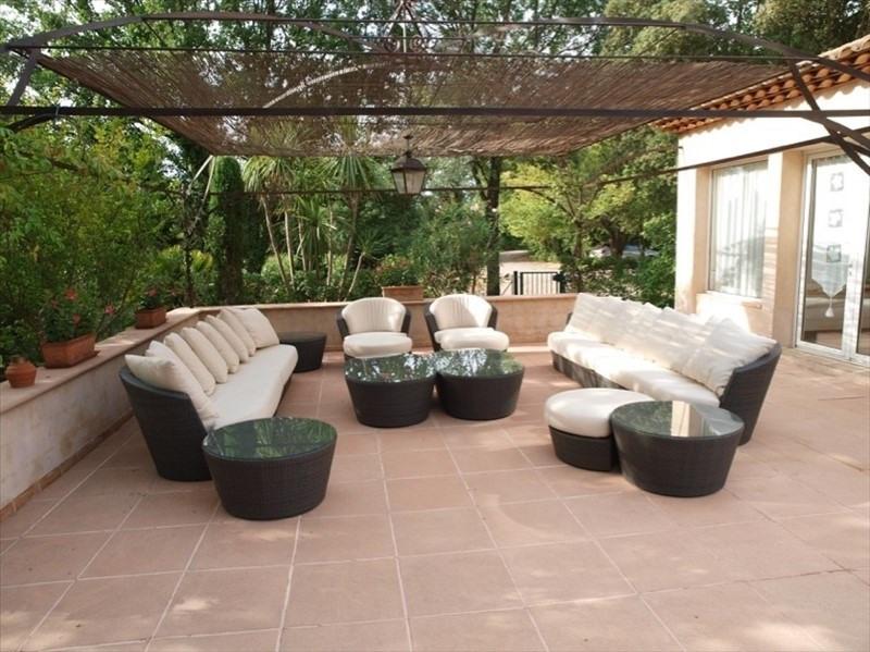 Immobile residenziali di prestigio casa Le cannet des maures 2625000€ - Fotografia 3