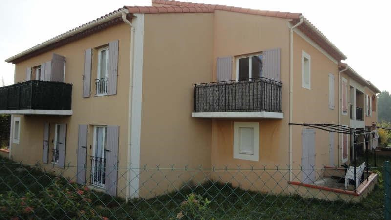 Sale apartment St chamas 118 000€ - Picture 1