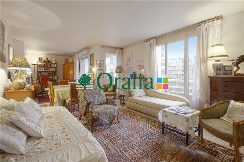 Vente appartement Clichy 420000€ - Photo 1
