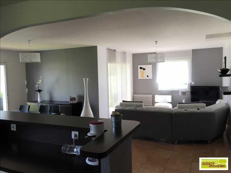 Vente maison / villa Bruguieres 338000€ - Photo 2
