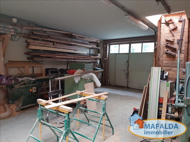 Sale apartment Magland 254 600€ - Picture 7