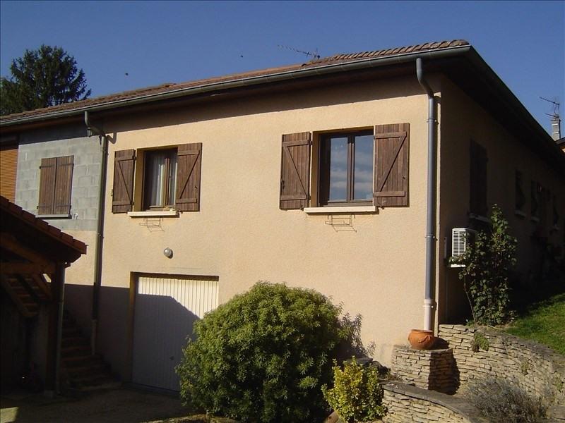 Vente maison / villa Luzinay 399000€ - Photo 4