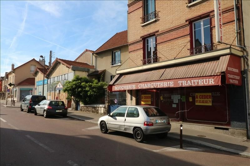 Location local commercial Versailles 1 250€ +CH - Photo 2